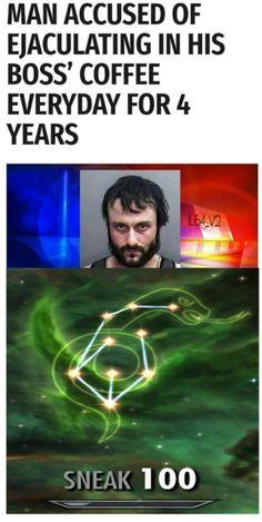 Image result for skyrim lvl 100 memes