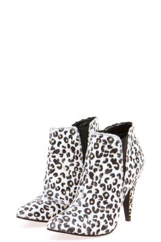 Hetty Animal Ankle Boot