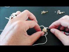 Haken met kralen tutorial 1