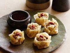 Steamed Pork and Mushroom Siu Mai Dumplings