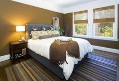 winter guest room browns How to Create a Cozy Winter Guestroom