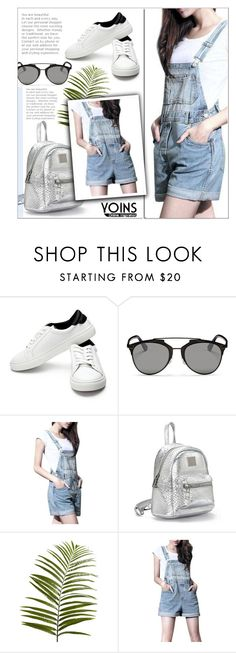"""""""Yoins 16"""" by that-chic-girl ❤ liked on Polyvore featuring Christian Dior, Pier 1 Imports, yoins, yoinscollection and loveyoins"""