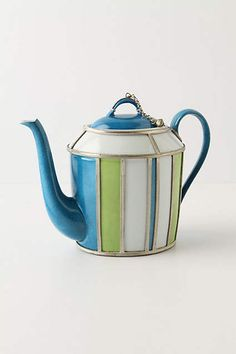 Bayadere Teapot - anthropologie.com