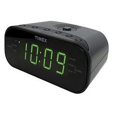 Timex AM / FM Clock Radio