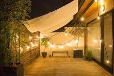 Outside Living, Outdoor Living, Outdoor Decor, Indoor Garden, Outdoor Gardens, Outside Pool, Garage Exterior, Garden Design, House Design