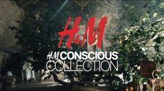 H Werbung Vanessa Paradis H & M CONSCIOUS COLLECTION Werbung