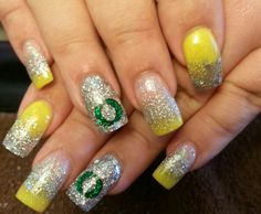 Oregon duck nails by desta