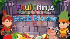 Fruit Ninja Academy: Math Master pentru iPhone si iPad | iDevice.ro