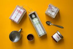 Vos Herbal Prodoucts (Student Project) on Packaging of the World - Creative Package Design Gallery
