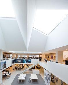 Mimarlar Nerede Çalışır?