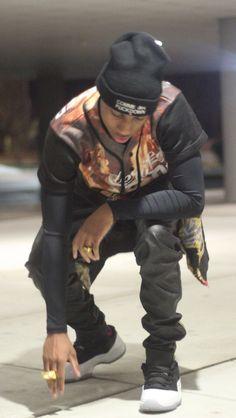 Street fashion [black