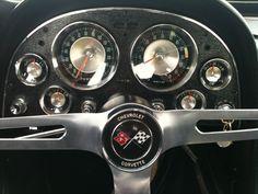 1963 Corvette Dashboard