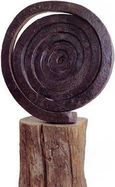 'El viento; Martín Chirino, 1966