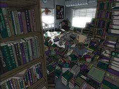 yomiko's room, Read or Die