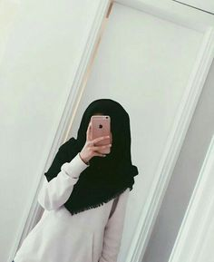 Niqab Fashion, Modern Hijab Fashion, Street Hijab Fashion, Stylish Hijab, Casual Hijab Outfit, Hijab Chic, Hijabi Girl, Girl Hijab, Muslim Girls