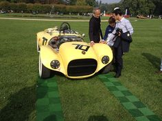 Chantilly Art & Elegance Richard Mille by Peter Auto  Old Yeller Mk II