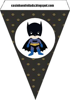 Charming Child: Party Kit Batman Print For Free Batman Party, Batman Birthday, Superhero Birthday Party, 1st Birthday Parties, Boy Birthday, Super Hero Activities, Movie Party, Party Kit, Party Themes