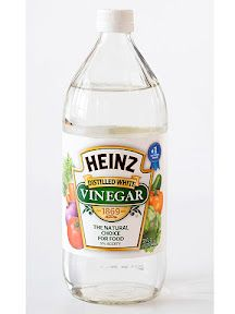 Kill weeds with vinegar!