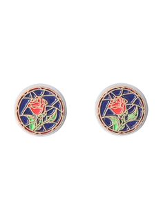 http://www.hottopic.com/product/disney-beauty-and-the-beast-stained-glass-rose-stud-earrings/10439904.html?cgid=pop-culture-shop-by-license-beauty-and-the-beast