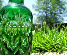 Green Green Glass: 7 Eco Products Made with Recycled Glass