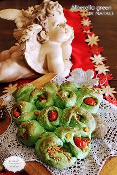 Alberello green di Natale