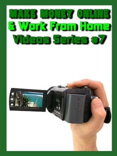 Make Money Online & Work from Home (Video Series #7) $37.95