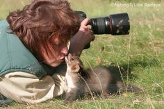 20 Reasons Why Being A Wildlife Photographer Is The Best Job In The World | Cute Overload