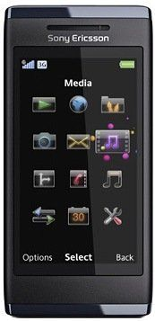 SONY ERICSSON AINO U10i BLACK  BRAND NEW UNLOCKED INTERNATIONAL SLIDE GSM PHONE has Chinese Character on keypad -- Want to know more, click on the affiliate link Amazon.com.