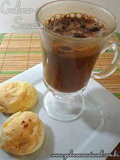 #BomDia! É impossível no café da manhã rejeitar um Cappuccino Delicioso Caseiro bem quentinho, não é?    #Receita aqui: http://www.gulosoesaudavel.com.br/2011/06/18/cappuccino-delicioso/