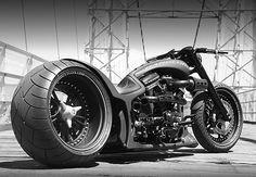 AVALANCHE custom bike by Walz Hardcore Cycles