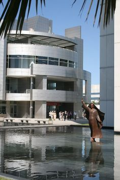 Welcome Center Crystal Cathedral - Richard Meier | Flickr - Photo Sharing!