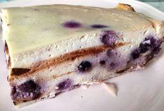 Quarkauflauf Blaubeer Schoko Cheesecake Style - www.beautybutterflies.de
