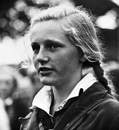 The League of German Girls (Bund Deutscher Maedel) or League of German Maidens, was the girl's wing of the overall Nazi party youth movement, the Hitler Youth.