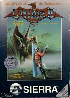 Ultima II Revenge of the Entrantress