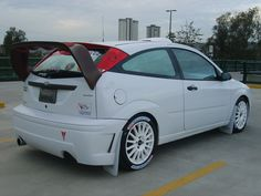 Photo by Jose Perez Ford Focus 2002, Ford Focus Svt, Ford Focus Hatchback, Ford Focus Wagon, Ford Motorsport, Focus Rs, Race Engines, Roll Cage, Tuner Cars