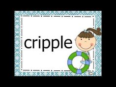 ▶ Consonant-LE Multi-Syllable Words - YouTube