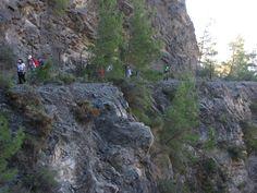 Río Chillar (Axarquía), 2 de noviembre 2013 'Caminando entre limones'   Senderismo para todos www.andalucianature.com