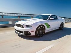 2014 Roush Stage 3 Mustang - Muscle Mustangs