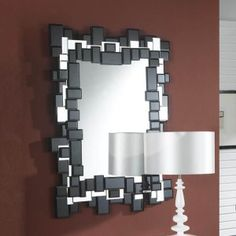 Decoratessen miroir design Bunuel