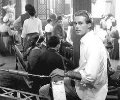 Sean Flynn, acteur (1941 - disparu au Vietnam en 1970)