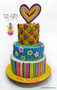 Productos - The Cake Factory by Alejandra Galan