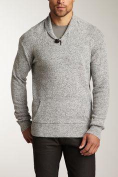 Stewart Wool Bend Sweater