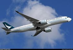 Airbus A350-941 - Cathay Pacific Airways
