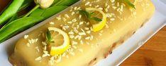 Εύκολο μωσαϊκό λεμόνι με μπισκότα   ΤΟ ΠΟΝΤΙΚΙ Culinary Arts, Sweet Recipes, Delicious Desserts, Pudding, Sweets, Sugar, Cooking, Food, Kitchen Stuff