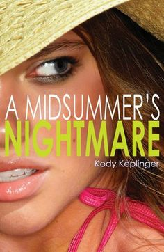 A Midsummer's Nightmare by Kody Keplinger. Whitley's dream summer with her divorcé dad has turned into a nightmare. She's just met his new fiancée and her kids. The fiancée's son? Whitley's one-night stand from graduation night. Just freakin' great.  Worse, she totally doesn't fit in with her dad's perfect new country-club family. So Whitley acts out. She parties. Hard. So hard she doesn't even notice the good things right under her nose...until she does.