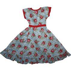 Sackcloth Dress for Composition Dolls 1920s