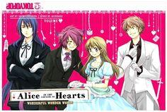 Alice in the Country of Hearts #aliceinthecountryofhearts #heartnokuninoalice