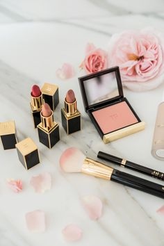 My Tom Ford Beauty Haul. - Rach Parcell makeup products drugstore My Tom Ford Beauty Haul. Makeup Kit, Eyeshadow Makeup, Beauty Makeup, Dark Eyeshadow, Drugstore Beauty, Yellow Eyeshadow, Eyeshadow Palette, Makeup Brushes, Makeup Ideas