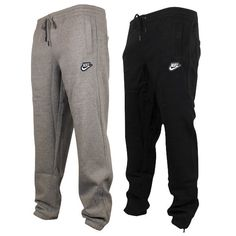 New Nike Fleece Men's Training Joggers Sweat Pants Tracksuit Bottoms Jog Pant in Activewear | eBay