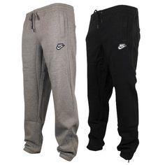 New Nike Fleece Men's Training Joggers Sweat Pants Tracksuit Bottoms Jog Pant in Activewear | eBay